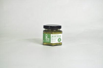 CBD Living Matcha Loose Leaf Tea