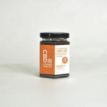 CBD Living Mango Herbal Loose Leaf Tea