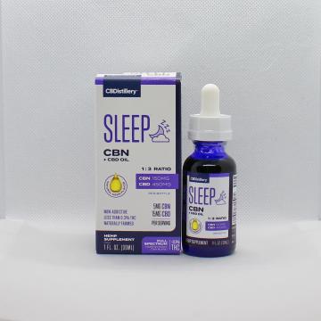 CBDistillery CBN Sleep Tincture